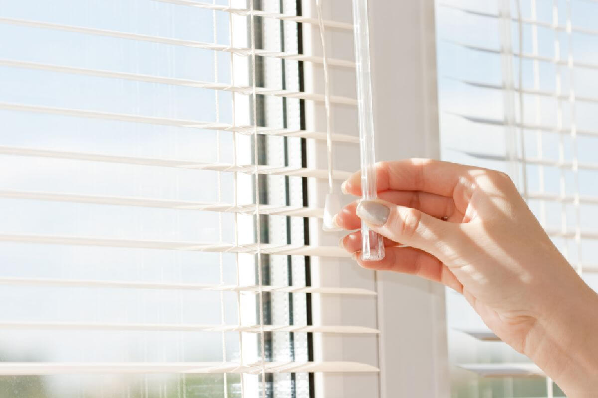 uPVC Window Blinds Kent